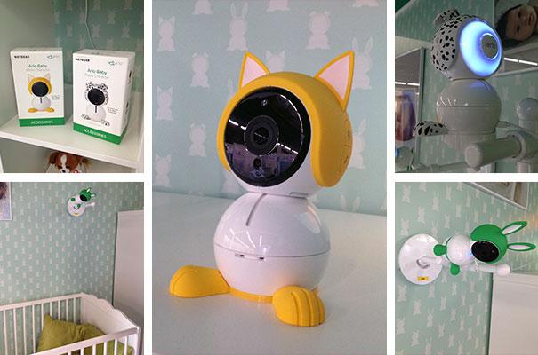 La caméra de surveillance Arlo Baby (Netgear)