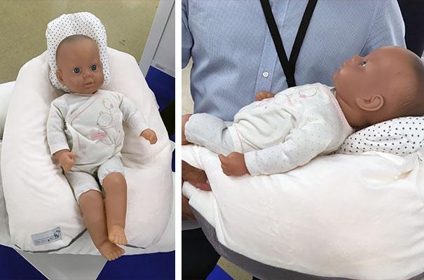 coussin de maternité évolutif Toodoo Papa Maman et Moi
