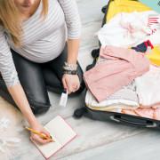 Préparez votre valise pour la maternité