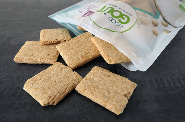 biscuits noix de coco good gout