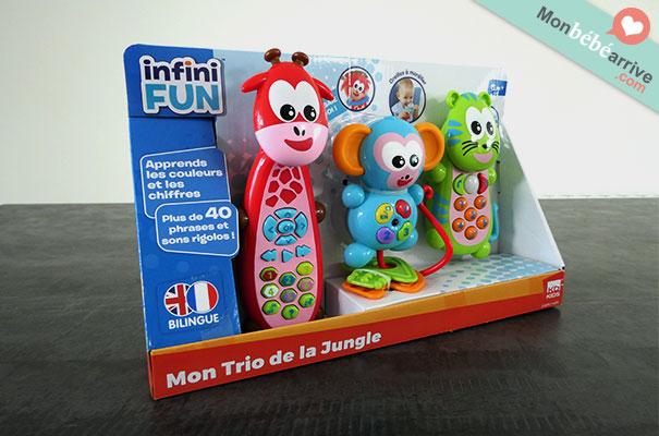 jouets éveil bébé